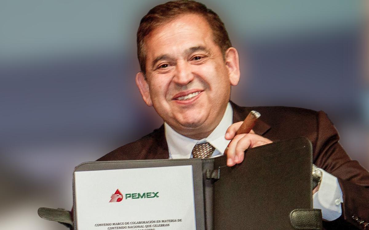 Sepulta FGR expediente de Alonso Ancira; por 5 años no será revelado acuerdo con PEMEX