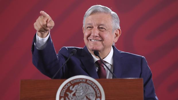 AMLO presume que el pueblo de México desea que la 4T continúe; ayer se reafirmó el deseo