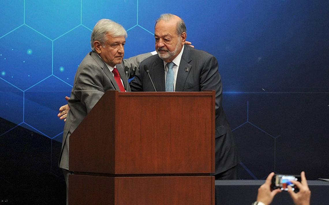 Carlos Slim dispuesto a rehabilitar L12 del Metro; AMLO reitera que se abrirá nuevamente