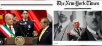 Medios de todo el Mundo actúan sin ética; AMLO tras críticas internacionales en su contra