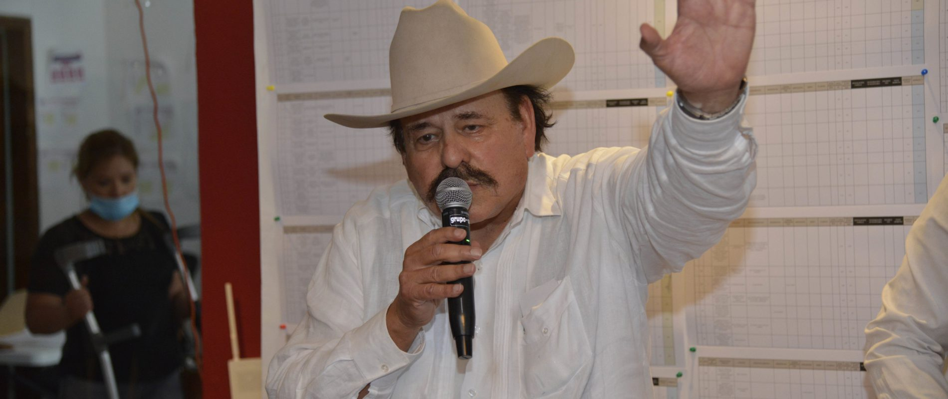 Armando Guadiana pierde en Saltillo