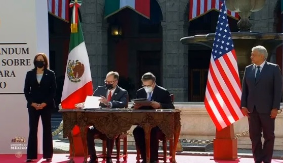 Se firmó el Memorándum de Entendimiento con respecto a cooperación internacional