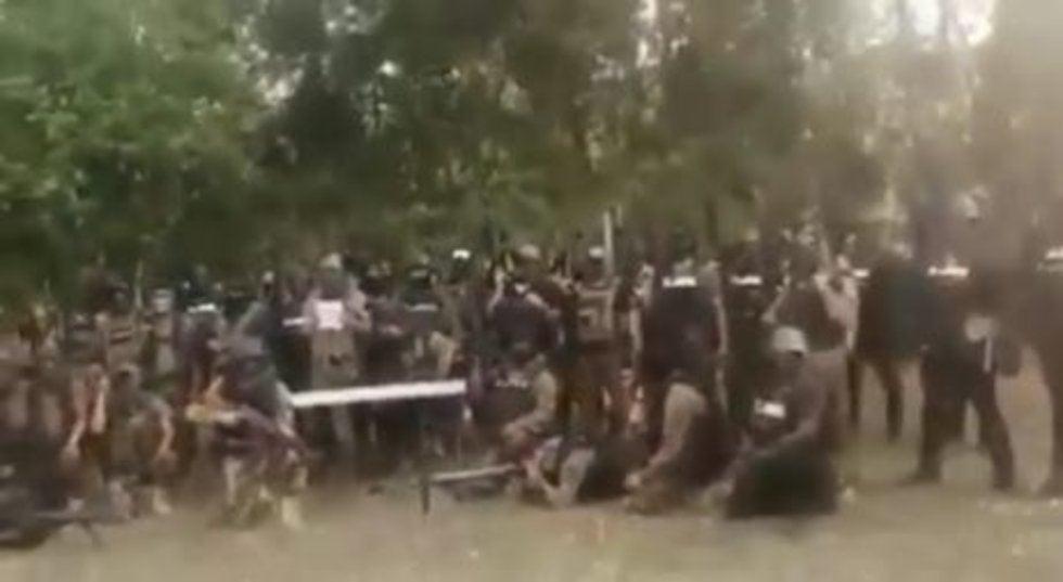 Ganen o pierdan, ahora son contrarios del CJNG; narcos amenazan a candidatos en video