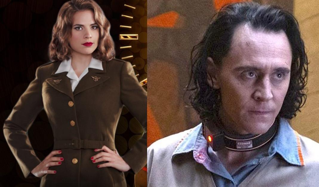 ¿Peggy Carter salió en el primer capítulo de Loki?