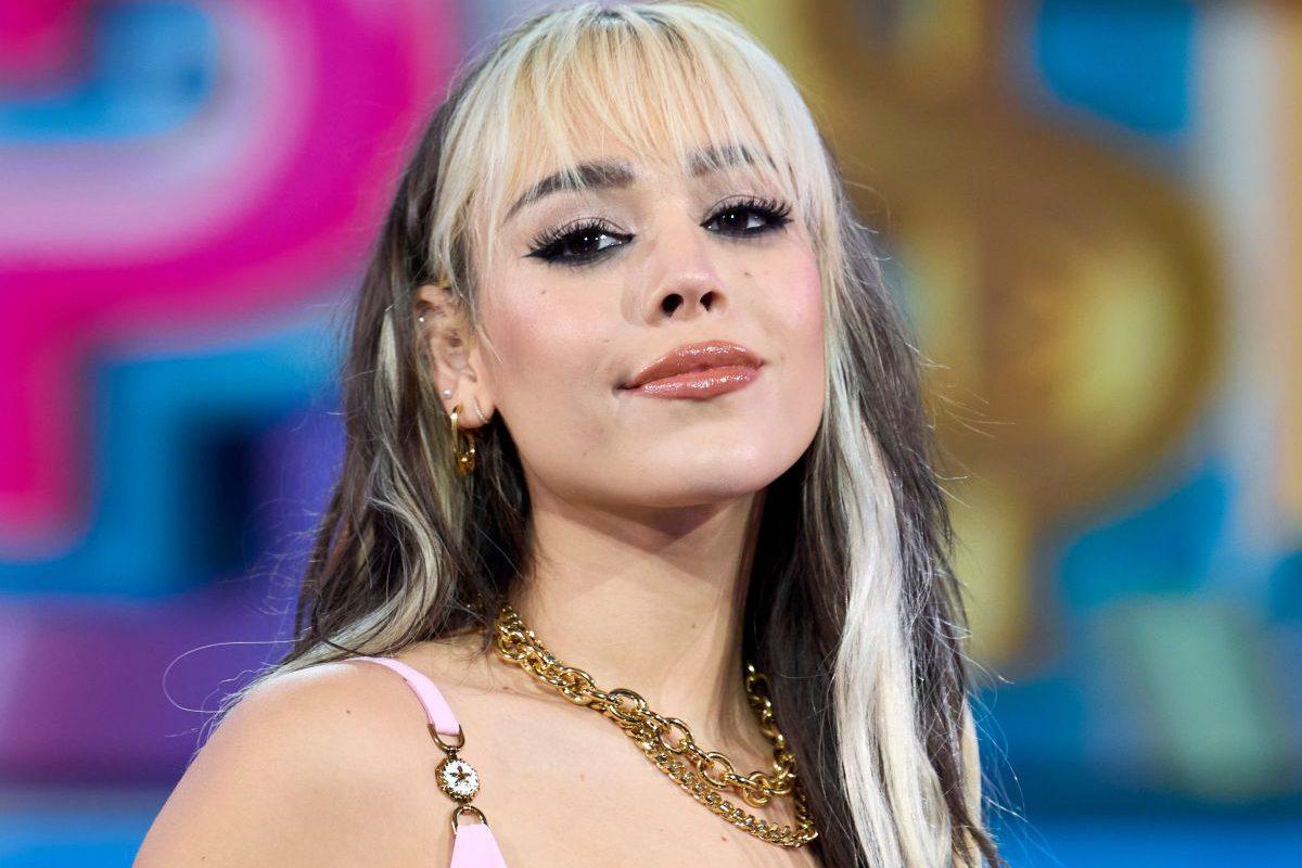 Danna Paola responde los rumores sobre nuevo romance: Me hacen mucha mala fama