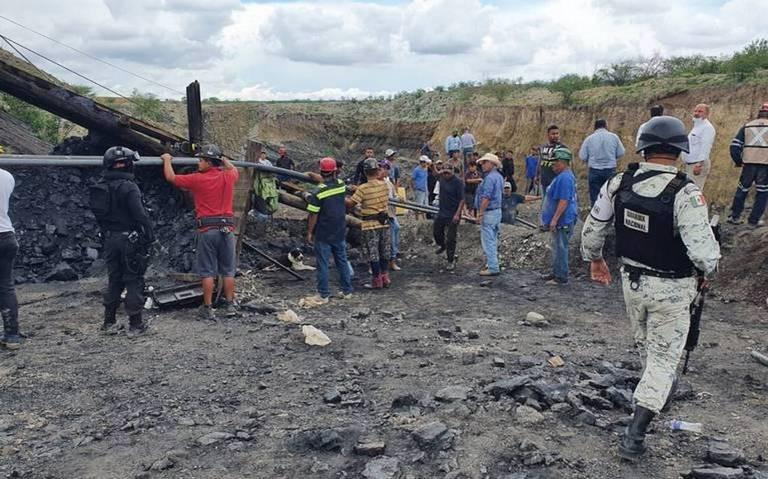 Se pagaron 21.6 millones de pesos para rescatar a mineros de Múzquiz