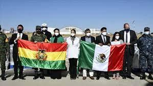 Acto solidario de México: Comparte 150 mil dosis antiCovid con Bolivia