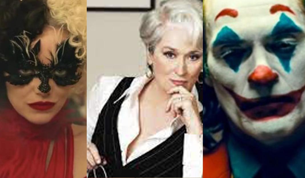 Comparan a Cruella de Disney con Joker y El Diablo viste a la moda