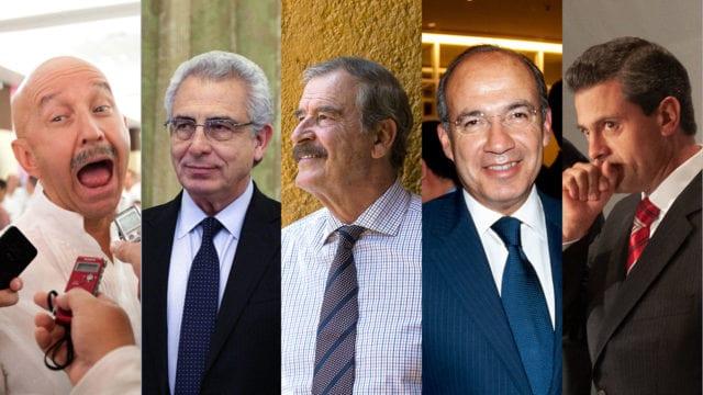 Calderón, Fox y Salinas de Gortari quieren frenar triunfo de MORENA en elecciones: Salgado Macedonio