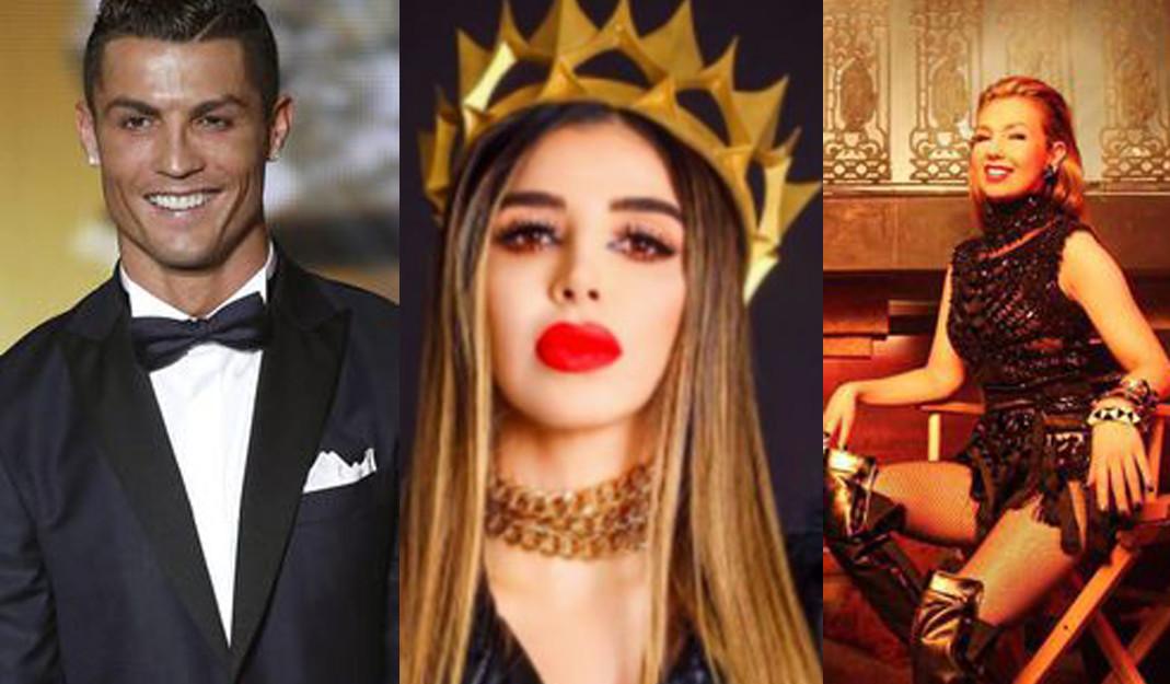 Pareja de El Chapo Guzmán es seguidora de Belinda, CR7, Maluma y de las Kardashian