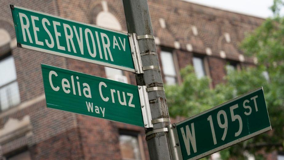 Nueva York homenajea a Celia Cruz