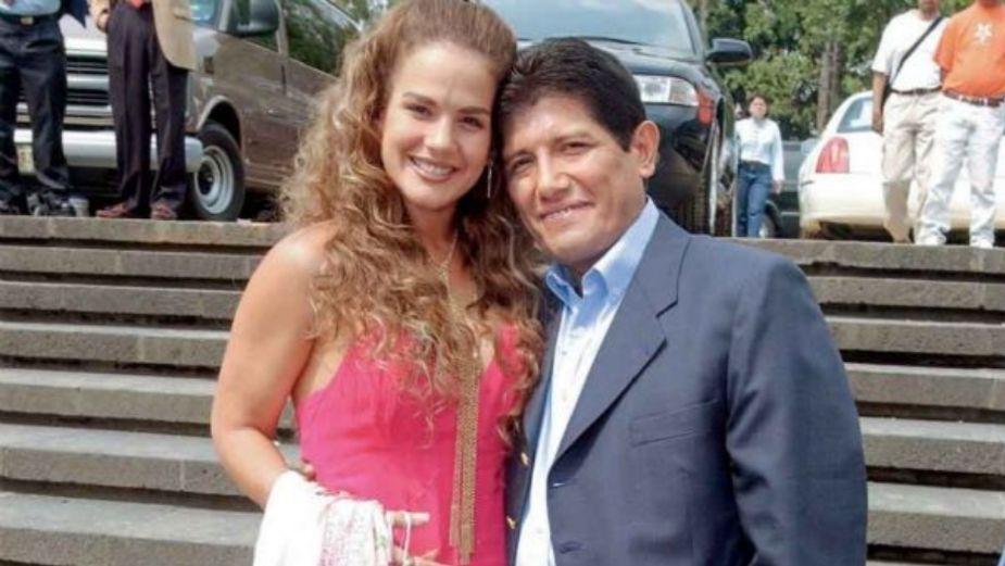 El productor tiene una relación con Eva Daniela, actriz 37 años menor que él