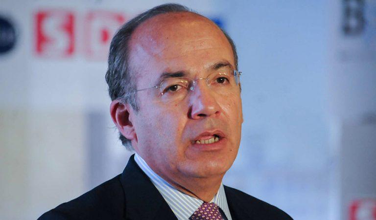 Es una señal positiva de estabilidad económica: Calderón sobre la llegada de Rogelio de la O a la SHCP