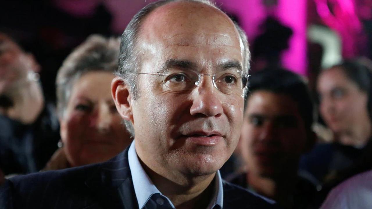 Felipe Calderón, expresidente de México da positivo a Covid-19