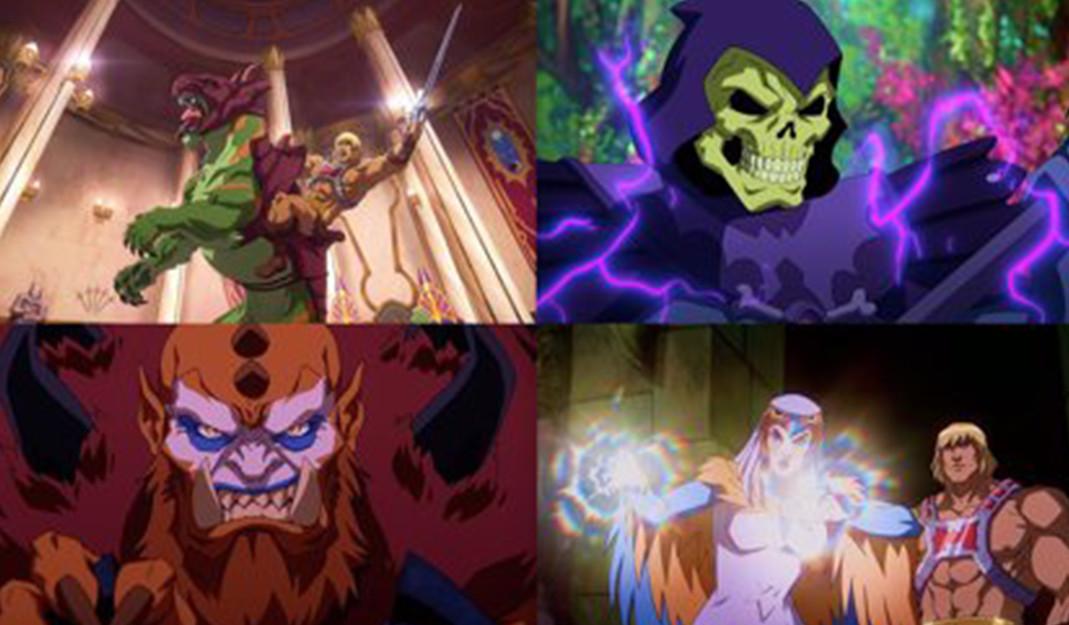 Primer tráiler de He-Man, serie producida por Netflix