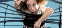 Tras COVID, así luce la comediante La Güereja