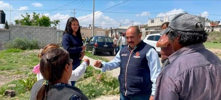 Manuel Aguilar García llegó al poder municipal en diciembre de 2020
