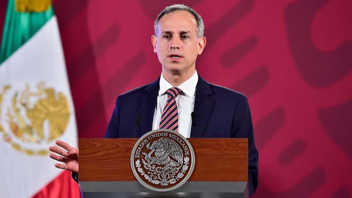 Pandemia de COVID a la baja en México; López-Gatell presume 5 meses de reducción