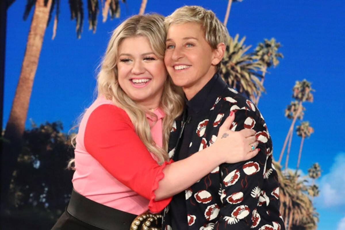 Kelly Clarkson sustituirá a Ellen DeGeneres