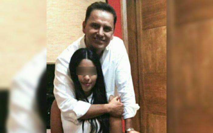 El domingo pasado fueron detenidos Sandoval y su hija Lidy Alejandra