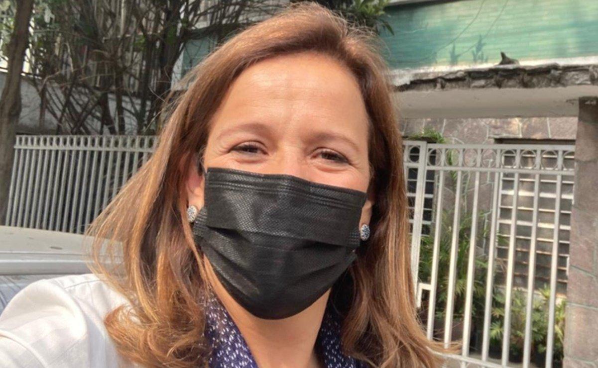 Margarita Zavala libra el COVID tras positivo de Felipe Calderón