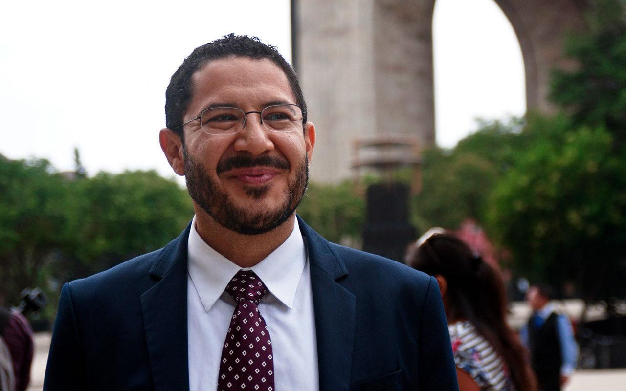 Curiosa la critica de los neoliberales; Batres afirma que AMLO tiene el control económico