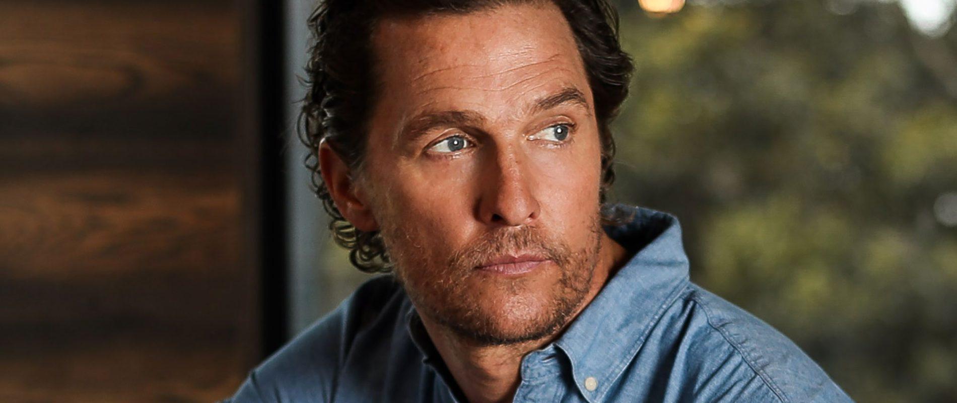 Matthew McConaughey fue víctima de abuso sexual: Estaba inconsciente en una camioneta
