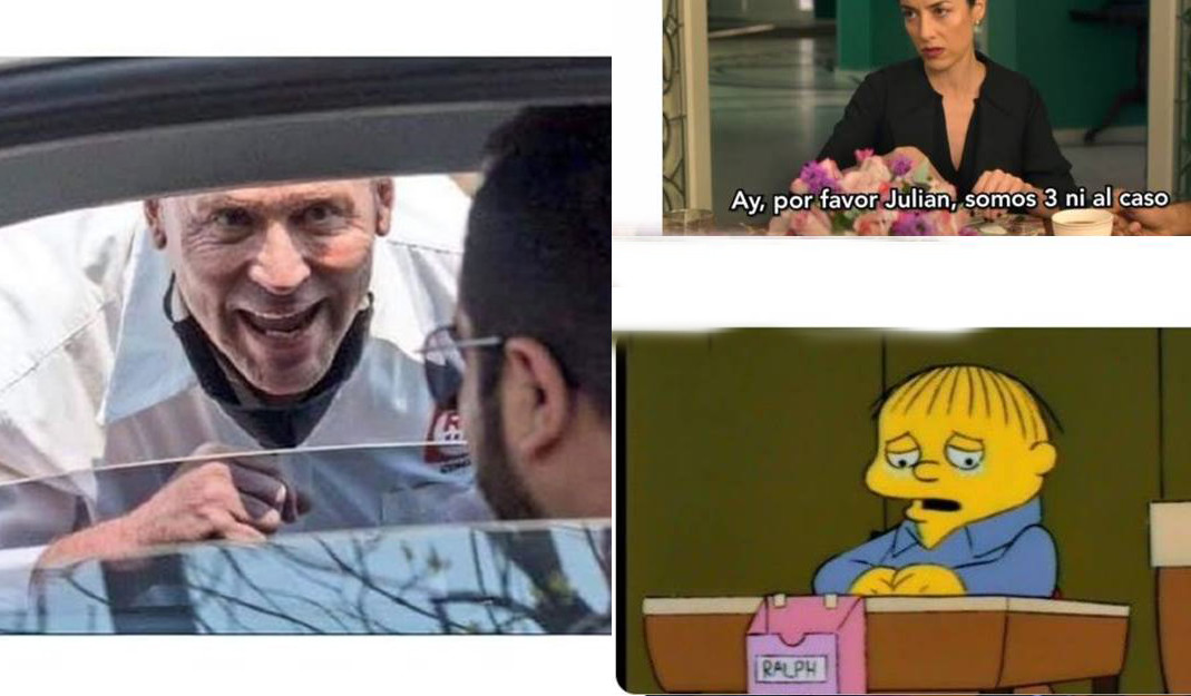 El 1% de votos de Alfredo Adame provoca lluvia de memes
