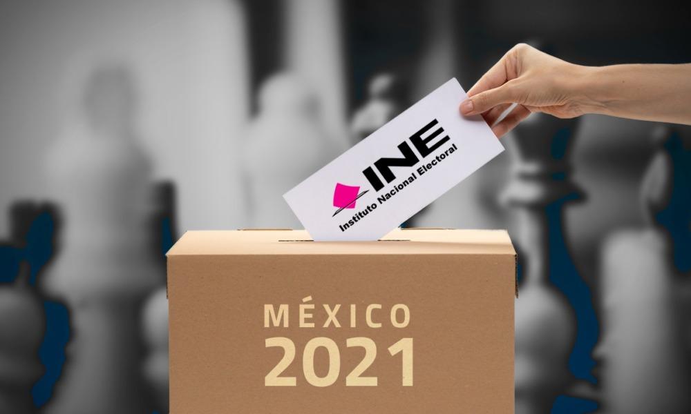 El voto es libre: Desmiente INE que haya cámaras ocultas en las casillas