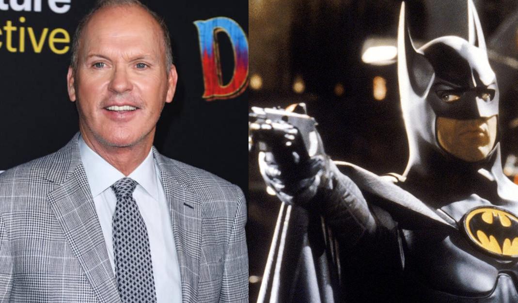 Traje de Batman con Michael Keaton para The Flash; explotan fans de DC