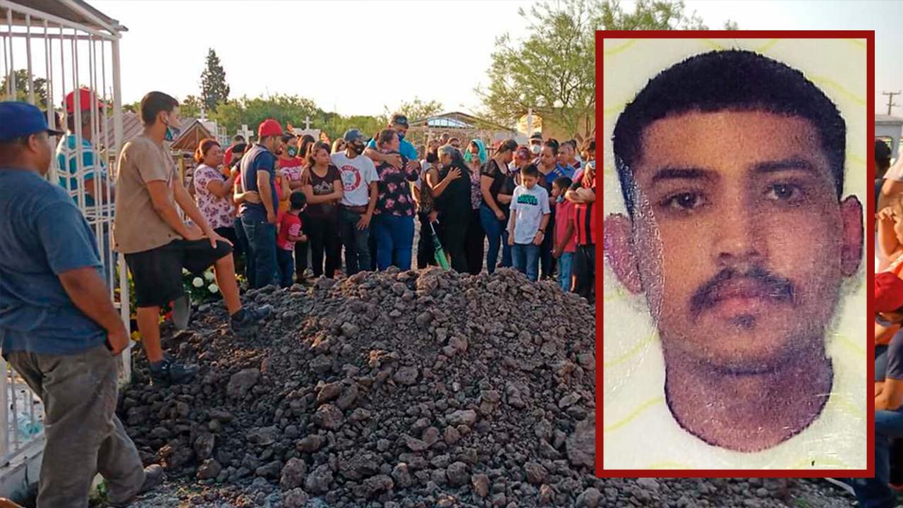 Pedro tenía dos días de haber entrado a trabajar a la mina en Múzquiz; así fue su funeral