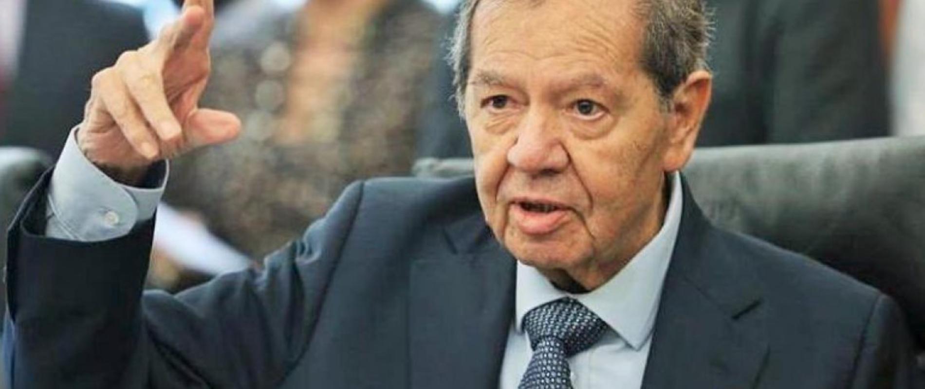 Porfirio Muñoz Ledo aseguró que ningún partido obtuvo mayoría en el Congreso