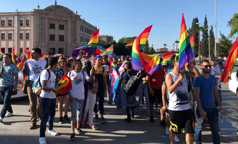 Este año Saltillo tendrá marcha de la diversidad sexual