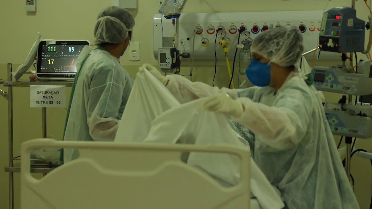 Estudian caso de coronavirus que dio positivo por 218 días en Brasil