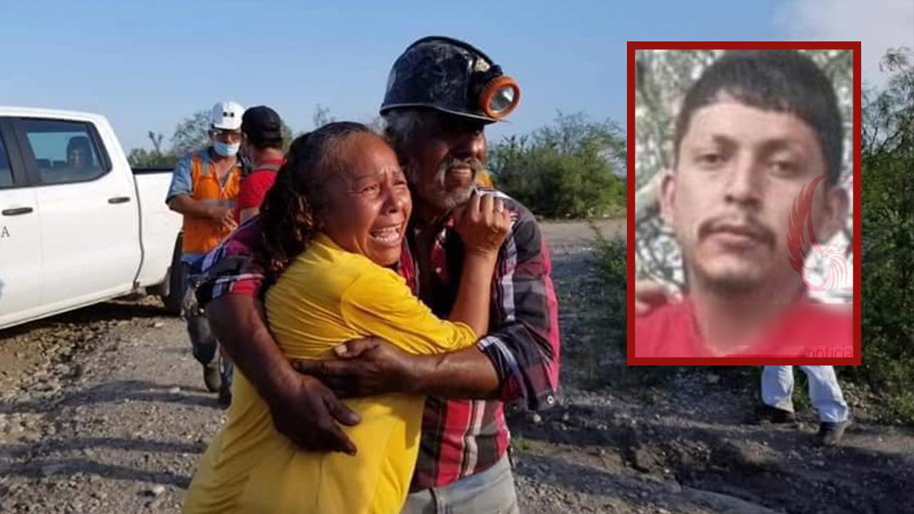 ¡Teníamos la esperanza de que ibas a salir vivo, Polito!; llora mamá muerte de minero en Múzquiz