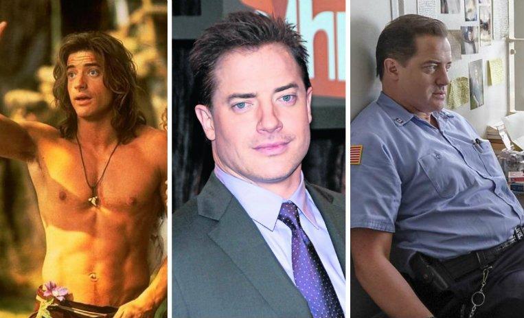 ¿Brendan Fraser renunció a Hollywood? Aquí te decimos las razones