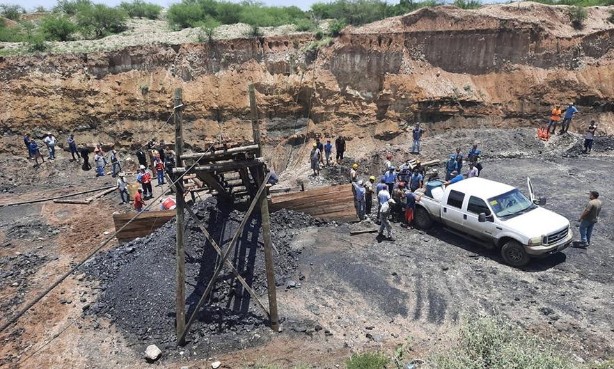 ¡Esperanza en Múzquiz! Encontraremos con vida a los mineros atrapados: Riquelme