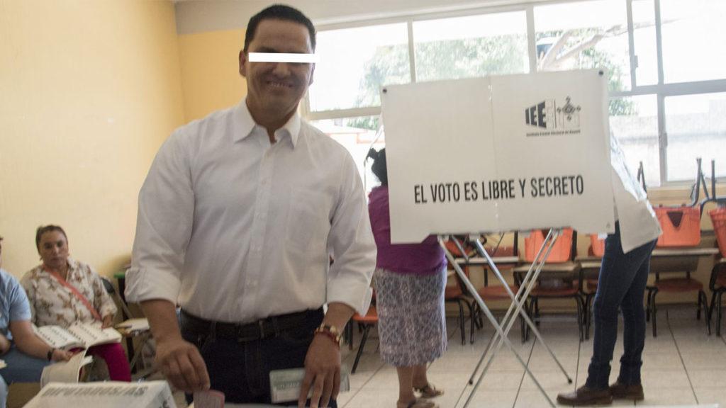 Se giró prisión preventiva para Sandoval Castañeda.