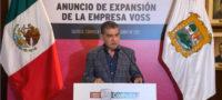 MARS anuncia el nuevo proyecto de expansión de VOSS Automotive en Arteaga