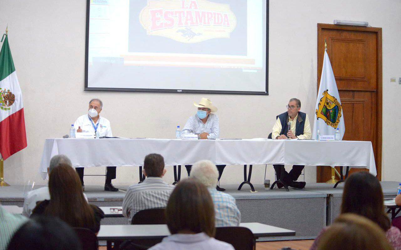 En Subcomité de Salud Paredes López reitera que en cuestión de pandemia todo está tranquilo