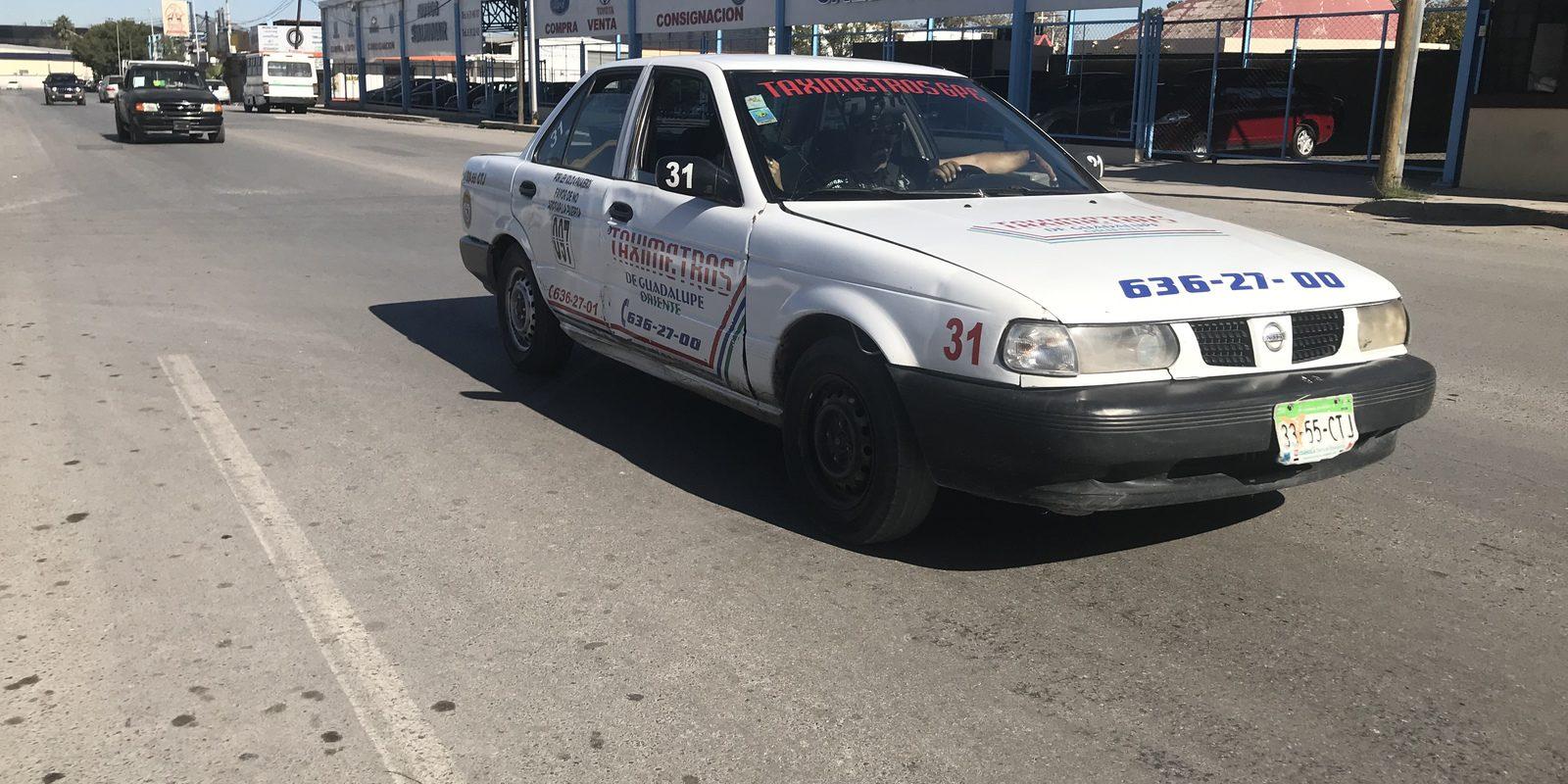 No hacen nada contra In Drivers; denuncian taxistas de Monclova