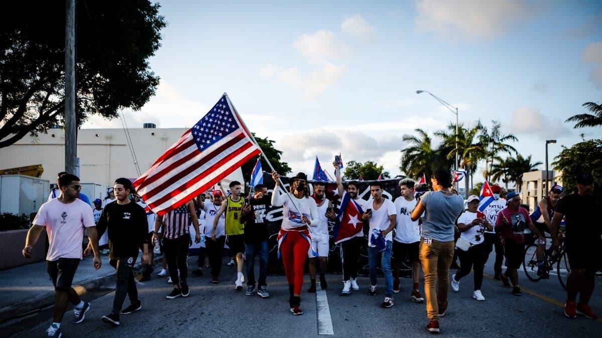 Presidente de Cuba dice que EU fracasa en su