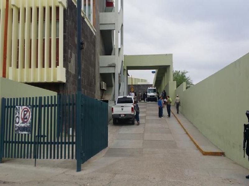 Policiaca: Esposo golpeó a embarazada y la mandó al hospital en PN; no quiso denunciar