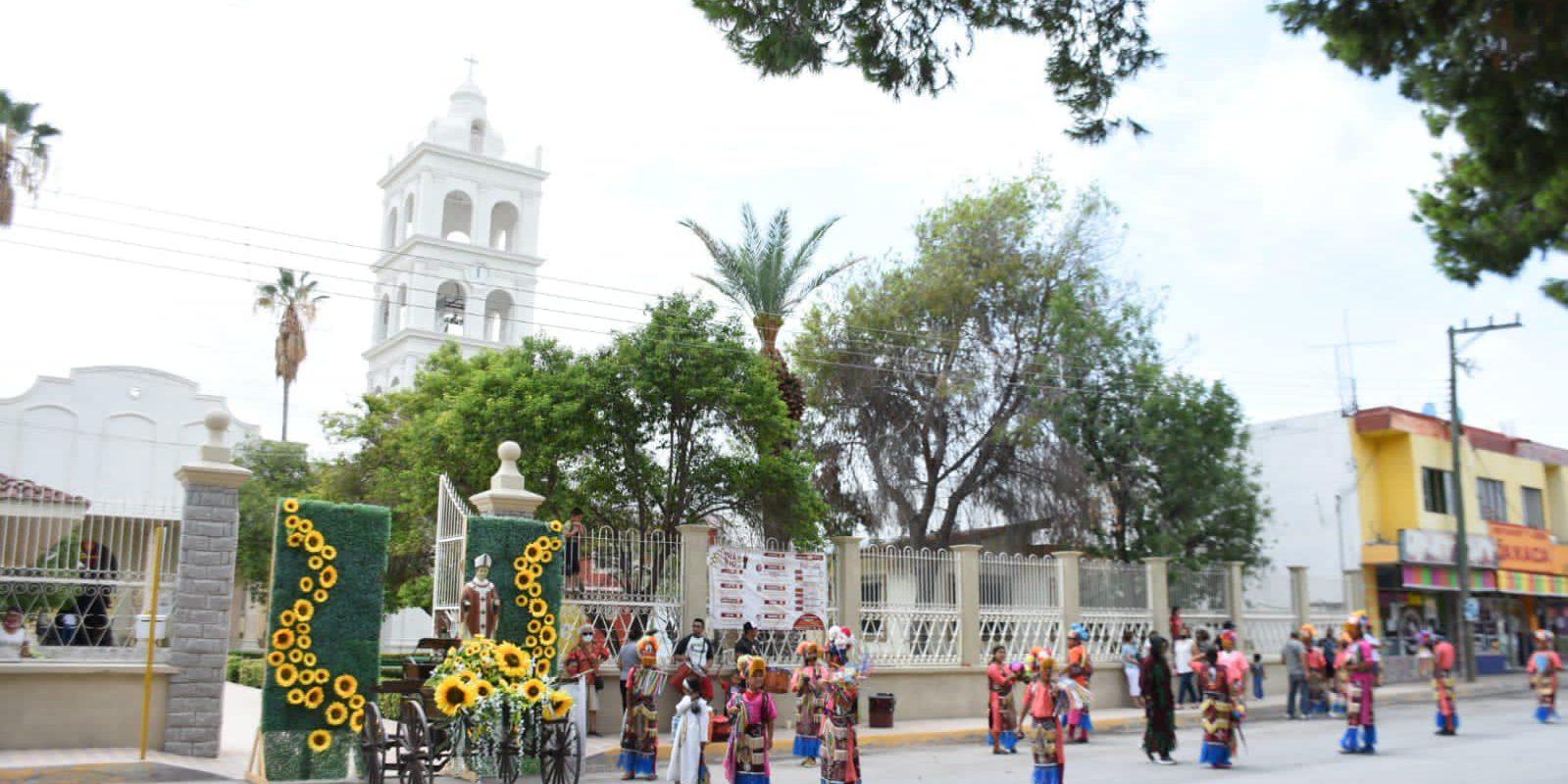 Con misa y mañanitas celebran al Santo Patrono San Buenaventura