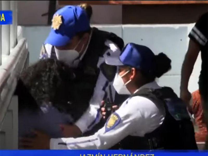 Ángeles de la guarda salvan a mujer que quería suicidarse