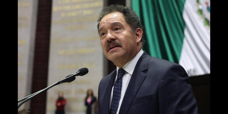 Seguirá Ignacio Mier como coordinador de Morena en la Cámara de Diputados