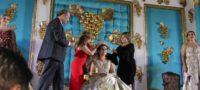 Coronan a Valeria I como Reina de Cuatro Ciénegas