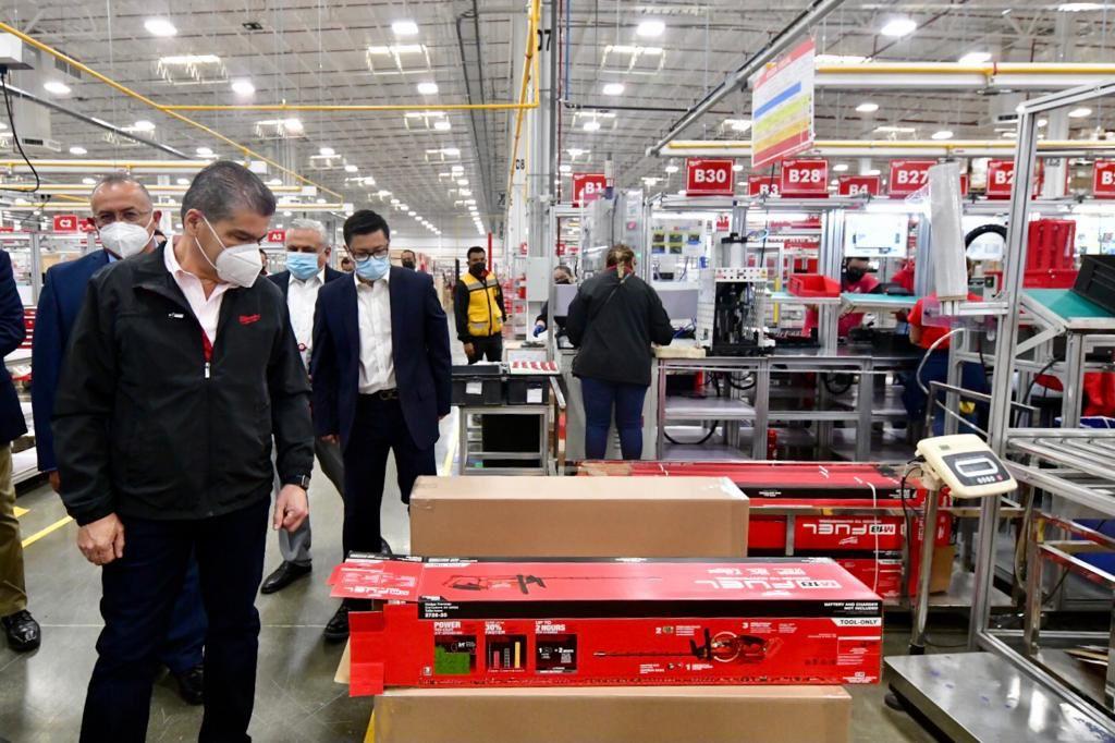 Se coloca Coahuila como el tercer estado con mayor recuperación de empleo a nivel nacional: MARS