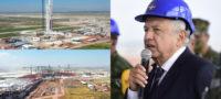 """AMLO: Pilotos apoyan construcción del Aeropuerto Felipe Ángeles, """"están satisfechos"""""""