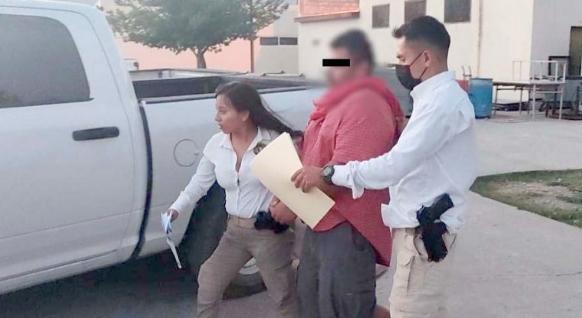 Policiaca: Con sus dedos, papá abusaba sexualmente de su hija de 5 años en Coahuila